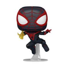 Funko POP! - Spiderman-Miles Morales - 529