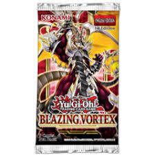 Blazing Vortex 1st Edition Booster Pack