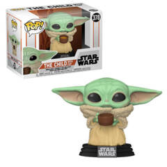 Funko POP! - Star Wars - The Child and Cup - 378