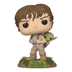 Funko POP! - Luke Skywalker w/ Yoda - 363