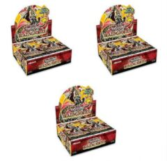 Blazing Vortex Booster Box 1st Edition (Lot of 3x Booster Boxes)