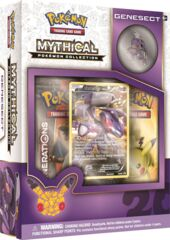 Mythical Pokemon Collection: Genesect