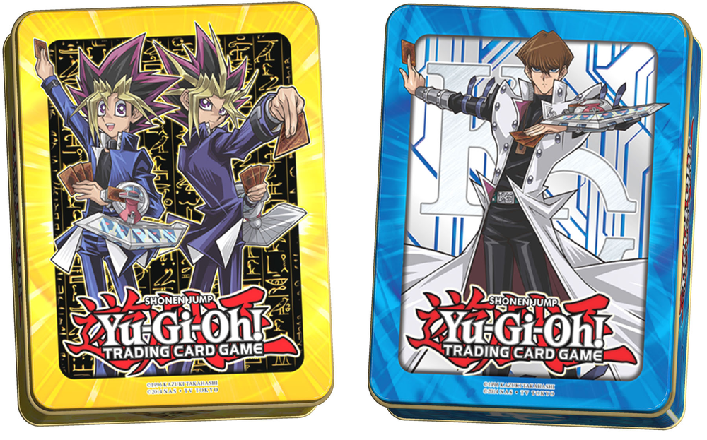 2017 Mega Tin Seto Kaiba (TIN Removed)