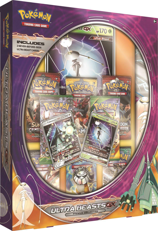 Ultra Beasts Gx Premium Collection Box - Pheromosa-GX