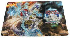 Yu-Gi-Oh! WCQ Regional Playmat - 2019 Knightmare Incarnation Idlee
