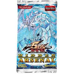 Hidden Arsenal Unlimited Edition Booster Pack