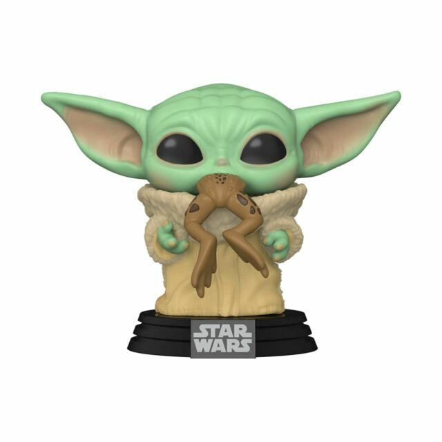 Funko POP! - Star Wars - The Child and Frog - 379
