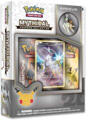 Mythical Pokemon Collection: Arceus