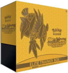Sun & Moon - Guardians Rising Elite Trainer Box