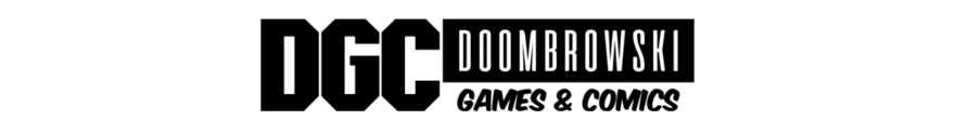 Doombrowski Games & Comics