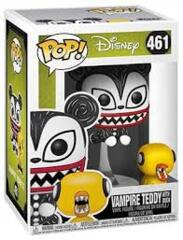 Disney Series Pop! - Vampire Teddy with duck #461