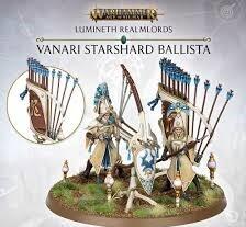 Lumineth Realm-Lords Vanari Starshard Ballista