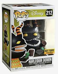 Disney Pop! - Nightmare Before Christmas - Harlequin Demon #212