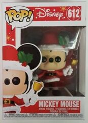 Disney Pop! - (Christmas) - Mickey Mouse #612