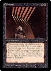 Oubliette (Dark)