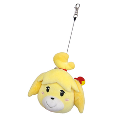 Isabelle / Shizue - Animal Crossing Plush Coin Purse