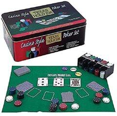 Casino Style Texas Hold'em Poker Set