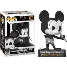 50 Walt Disney #797 Plane Crazy Mickey