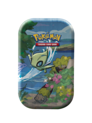 POKEMON - SHINING FATES - MINI TIN - CELEBI