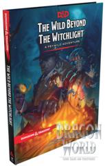 DND RPG WILD BEYOND THE WITCHLIGHT HC