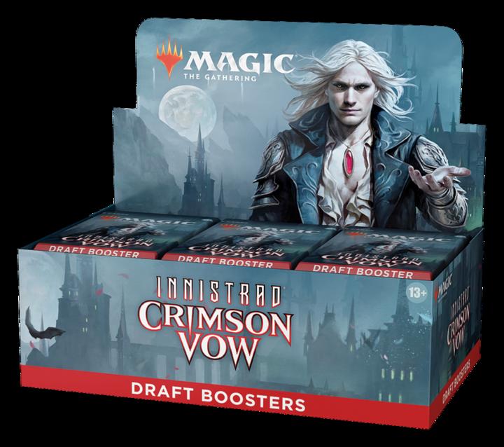 Innistrad: Crimson Vow - Draft Booster Box
