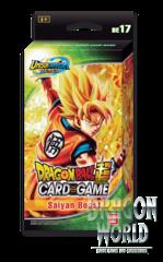 Dragon Ball Super - Expansion Set 17 : Saiyan Boost
