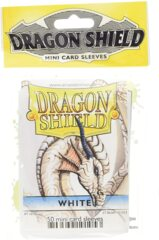 Dragon Shield Mini Card Sleeves - White