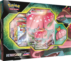 Venusaur VMAX Battle Box