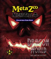Metazoo Nightfall 1st Edition Spellbook