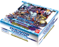 Digimon Release Special Booster VER 1.0 (PREORDER NOV 27, 2020)