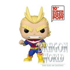 My Hero Academia #821 All Might 10 Inch Super Sized! - Funko Pop