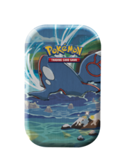POKEMON - SHINING FATES - MINI TIN - KYOGRE