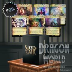 Showcase: Strixhaven Foil Edition - Secret Lair - Sealed