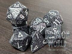 Speckled Ninja - 7 Piece Dice Set - CHX25318