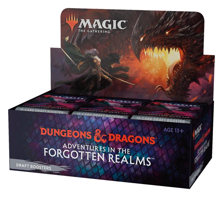 Forgotten Realms Draft Booster Box