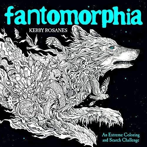 Fantomorphia by Kerby Rosanes