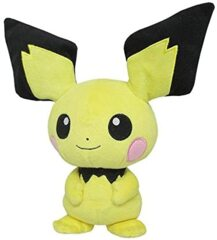 Pokemon Pichu Plush - Large
