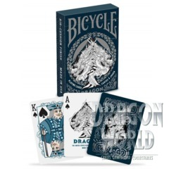 Bicycle - Dragon Cards