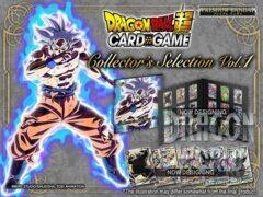 Dragon Ball Super Collector's Selection VOL 1