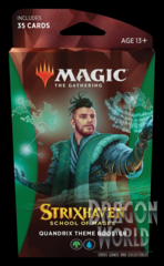 Strixhaven - Theme Booster Pack - Quandrix