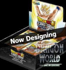 Dragon Ball Super - Unison Warrior Series Set 5 Booster Box