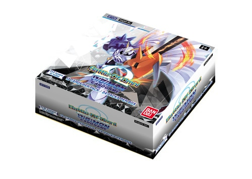 Digimon Card Game: Battle of Omni - Booster Box