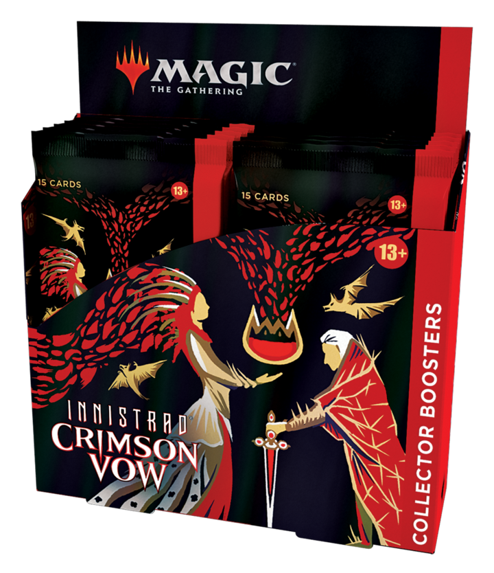 Innistrad: Crimson Vow - Collector Booster
