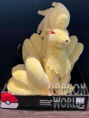 Pokemon - Ninetails plush