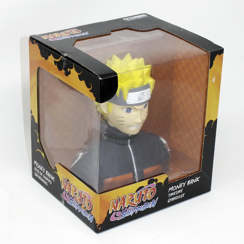 Naruto Shippuden Coin Bank