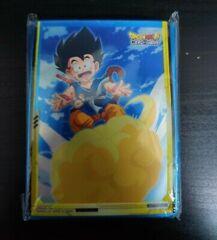Dragon Ball Super - Kid Goku on Flying Nimbus Sleeves