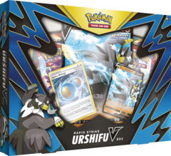 Pokemon V Box Urshfiu Rapid Strike