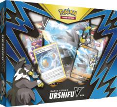 Pokemon V Box Urshfiu Rapid Strike