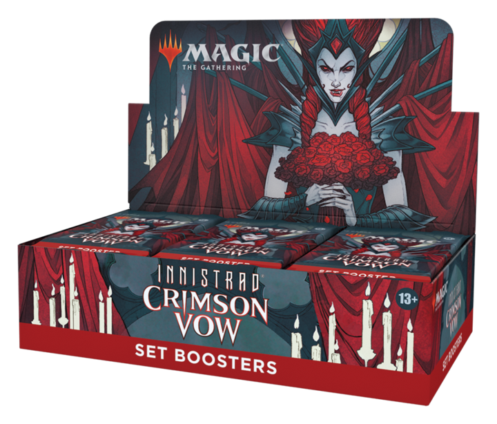 Innistrad: Crimson Vow - Set Booster Box