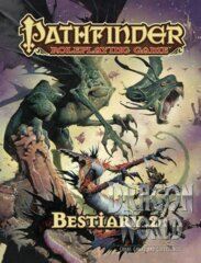 Pathfinder Roleplaying Game - Bestiary 2 - Used